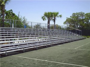 Bleacher Rental Event