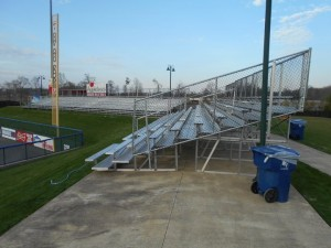 Installed-Bleachers