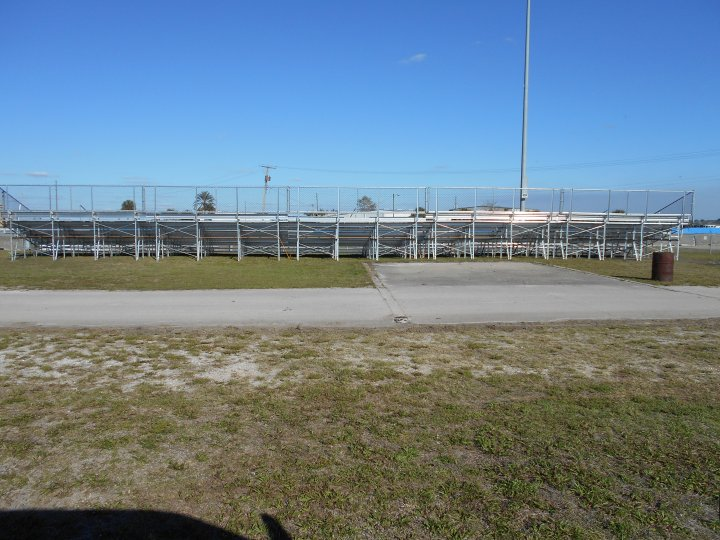 Bleacher Rental for a Prestigious Racing Event